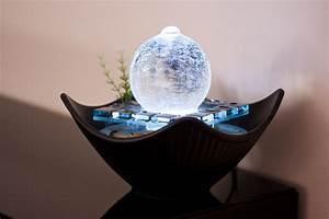 Objet Deco Zen : comment choisir une fontaine d appartement ~ Teatrodelosmanantiales.com Idées de Décoration