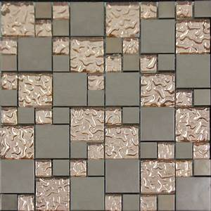 Porcelain mosaic tile decorative plated wall