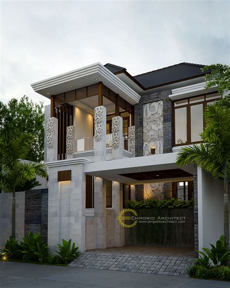 desain rumah bapak irfan karsiansyah jasa arsitek desain