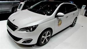 Peugeot 308 Diesel : 2015 peugeot 308 sw diesel exterior and interior walkaround debut at 2014 geneva motor show ~ Medecine-chirurgie-esthetiques.com Avis de Voitures