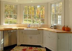 kitchen bay window the best 28 images of kitchen bay With kitchen designs with window over sink