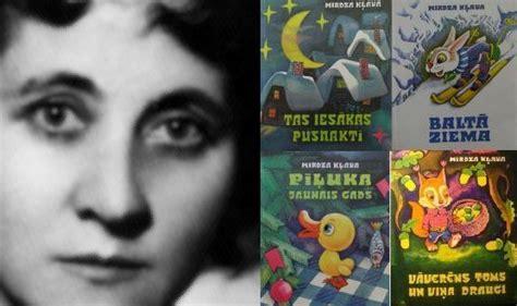 Mirusi bērnu grāmatu autore Mirdza Kļava - Kultūra ...