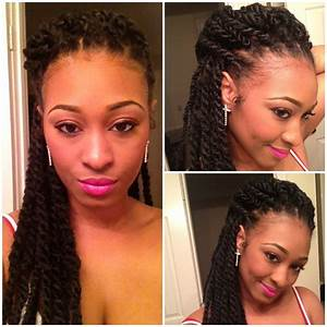 Show & Tell: Mini Havana Twists (Protective Style for N ...