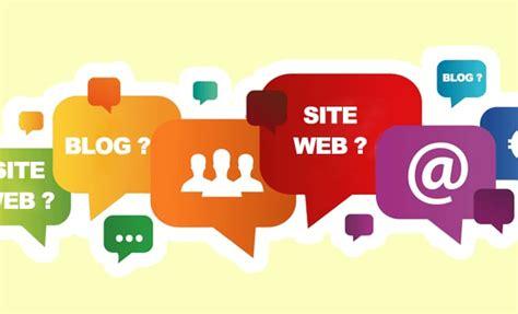 Blog ou site web ? Lequel choisir