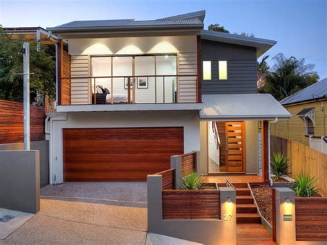 Inner City Home by Modern Inner City Brisbane Home House Styles I