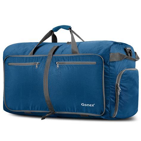 Gonex 100L Lightweight Foldable Travel Duffel Bag ...