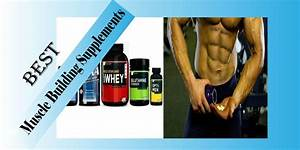 Best Muscle Building Supplements In 2020  U2013 Workoutgadget