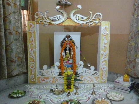 saraswati puja decoration saraswati pooja vasant