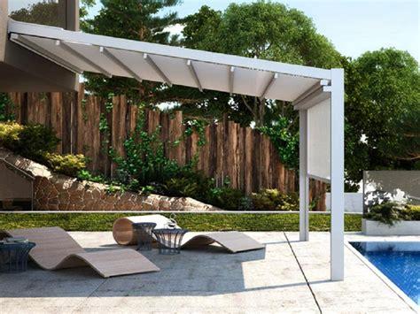 pergole in alluminio per terrazzi pergole in alluminio addossate autoportanti per terrazzi