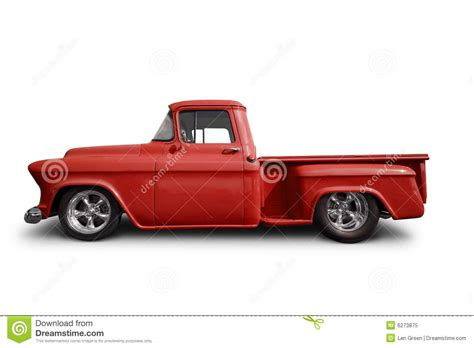 red truck royalty  stock photo image