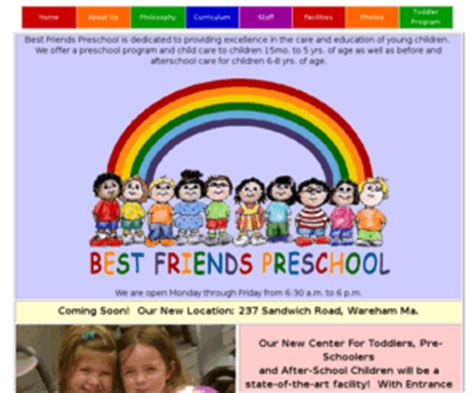 bestfriendsprek best friends preschool wareham ma 527 | bestfriendsprek.com