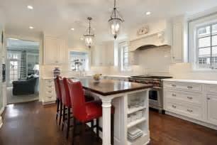 center kitchen island 124 custom luxury kitchen designs part 1