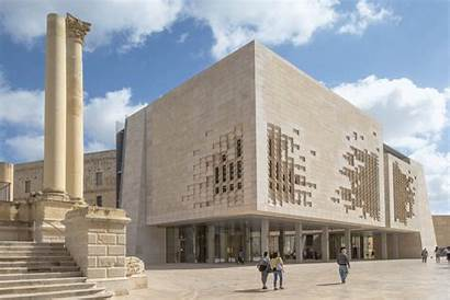 Renzo Gate Valletta Piano Captivating Experience Archdaily