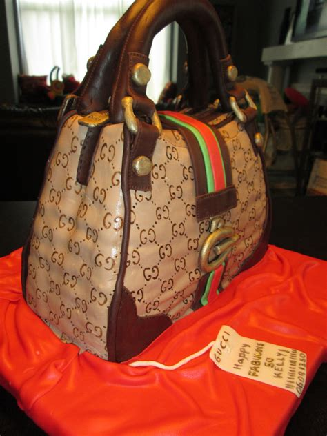 gucci handbag cake cakecentralcom