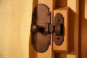 Verrous De Porte : comment installer un verrou de porte ~ Edinachiropracticcenter.com Idées de Décoration