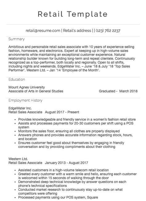 Cashier Resume by Cashier Resume Sle Professional Exles Resume