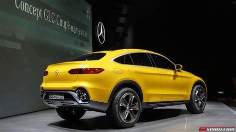 Shanghai 2018 Mercedes Benz Concept Glc Coupe Gtspirit