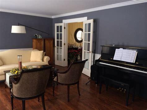 benjamin moore dior gray living room pinterest