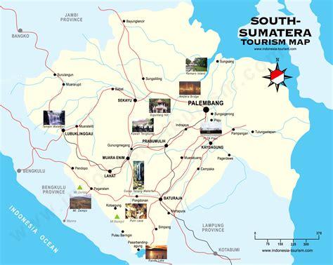palembang map