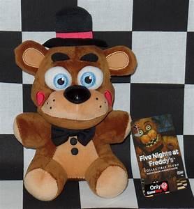 NWT FNAF Five Nights at Freddy's TOY FREDDY FAZBEAR Plush ...