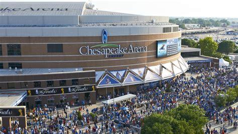 Chesapeake Energy Arena | City of OKC