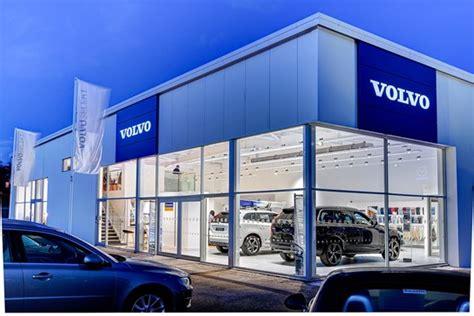 Barnetts Volvo Dundee  Dealership Galleries