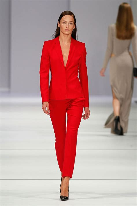 Women Red Pants Suit With Model Styles u2013 playzoa.com