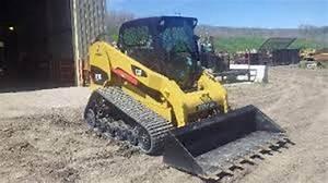 Caterpillar 277c Multi Terrain Loader Jwf Electrical And