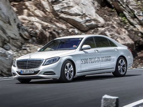 Mercedes In Hybrid by New Mercedes S 500 In Hybrid Finally Available