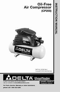 Shopmaster Cp200 Manuals