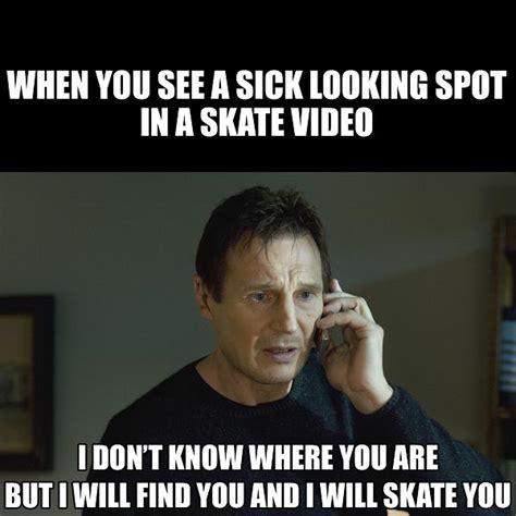 Skate Memes - 23 funniest skateboarding meme pictures of all the time