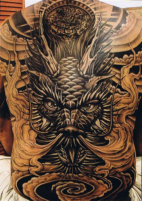 full  japanese dragon tattoo design  tattoos book