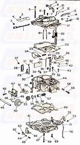 Quadrajet Parts Page