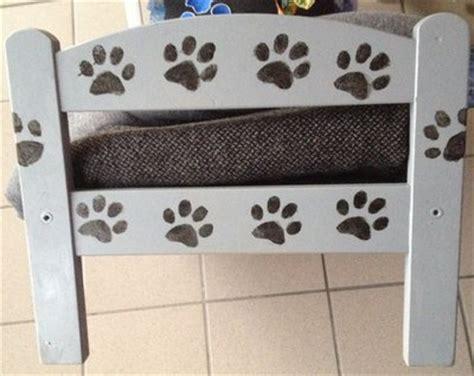 letto  legno fatto  mano  cani  gatti  la casa    su misshobby