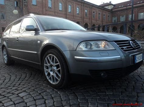 Vw W8 Engine For Sale by For Sale Volkswagen Passat W8 4motion