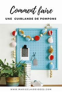 Guirlande De Pompon : les 25 meilleures id es de la cat gorie guirlande de pompon sur pinterest pompons d cor de ~ Teatrodelosmanantiales.com Idées de Décoration