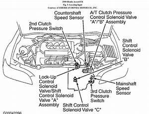 2000 Honda Accord Engine Block