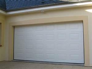 portes de garage sectionnelles isol conseil pres de lyon With porte de garage sectionnelle crawford