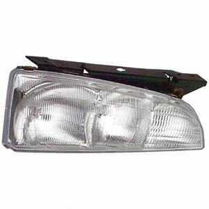 Pontiac Grand Prix Headlight Assembly Right Passenger Side