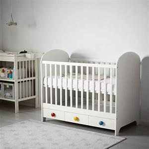 Lit Pas Cher Ikea : lit b b pas cher lits b b volutifs ikea ~ Teatrodelosmanantiales.com Idées de Décoration
