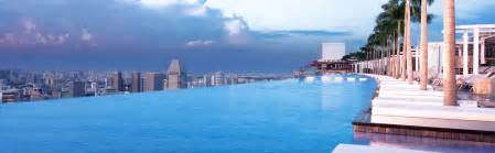 Singapore Hotel With Infinity Pool On Rooftop Image Singapore Hotel Holds One Of The City S Coolest Attractions