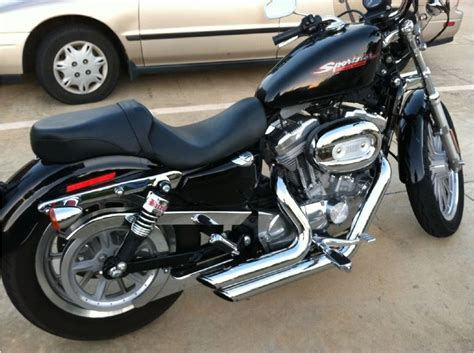 2007 harley davidson sportster 883 custom for sale on 2040 motos