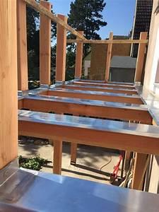 Erhöhte Terrasse Bauen : erh hte terrasse 2 treppe in 2019 pinterest ~ Orissabook.com Haus und Dekorationen
