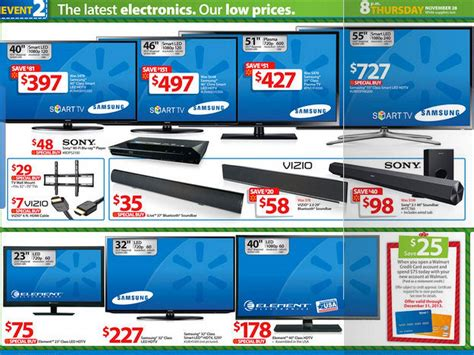 Walmart Desks Black Friday by Where To Find The Best Tv And Home Theater Black Friday