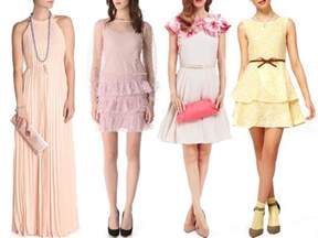 wedding guest summer dresses wedding guest dresses for 2013 pastel wedding guests onefabday