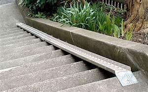 Fahrradschiene Für Treppe : treppe rampe kinderwagen wohn design ~ Yasmunasinghe.com Haus und Dekorationen