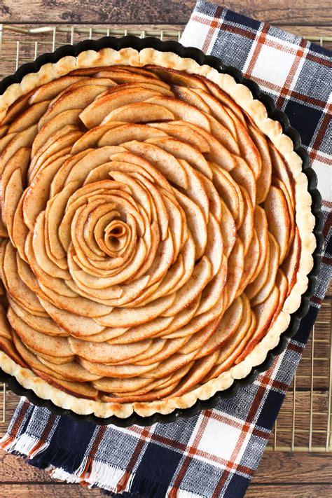 gluten  vegan apple tart sarah bakes gluten