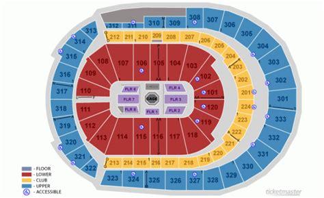 View From My Seat Bridgestone Arena