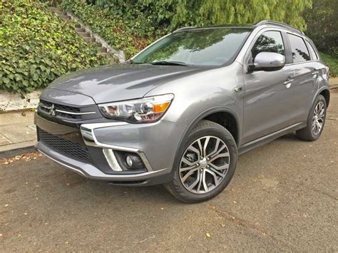 Review Mitsubishi Outlander Sport by Maximum For Your Buck You Ll Want A 2018 Mitsubishi