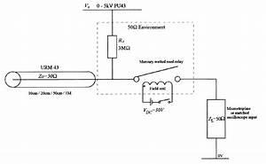 The Circuit Diagram Of The Pulse Generator